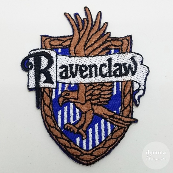 Harry Potter Accessories - FREE WHEN BUNDLED Harry Potter • Ravenclaw Patch